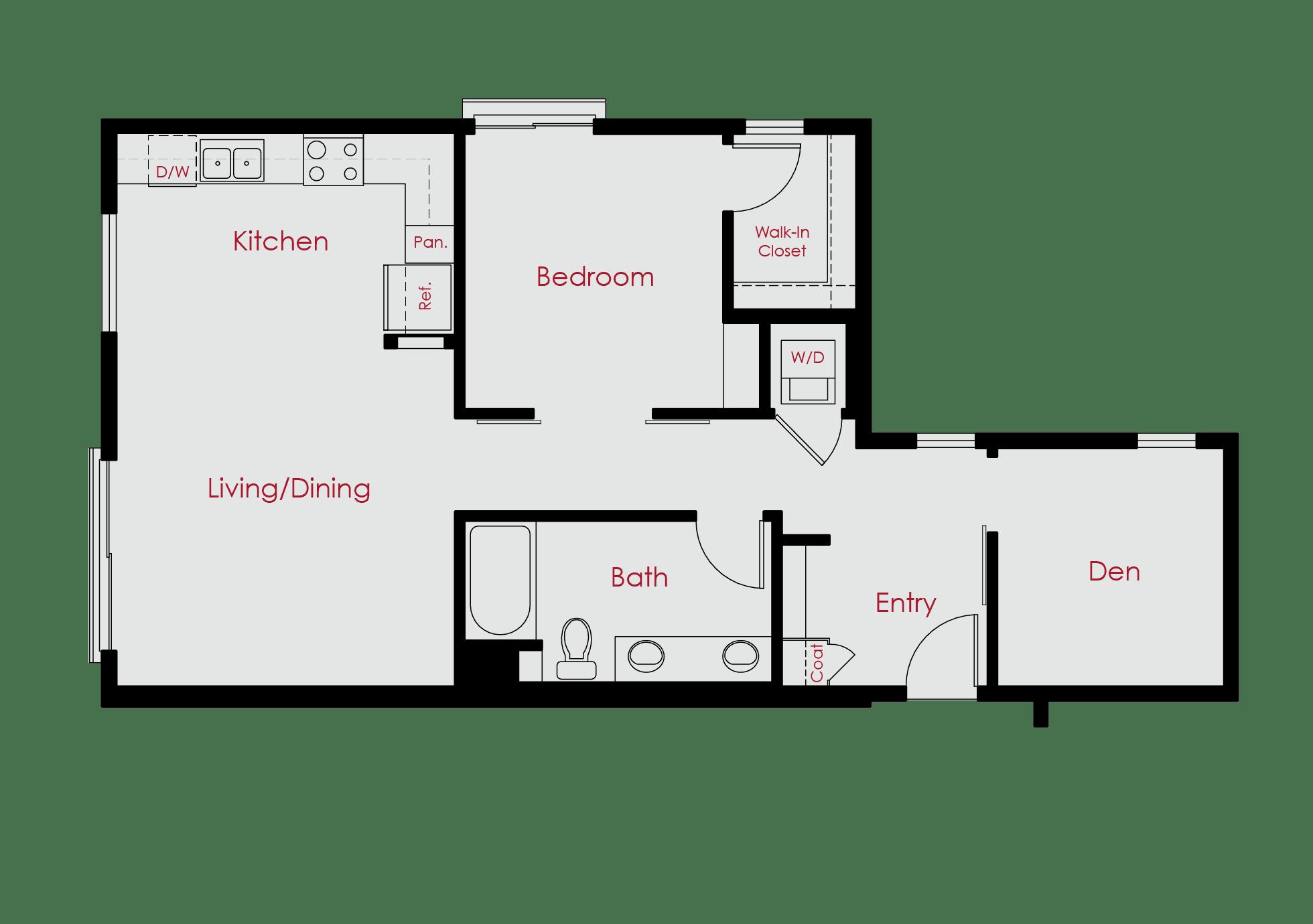 100 [ Venue Floor Plan ]