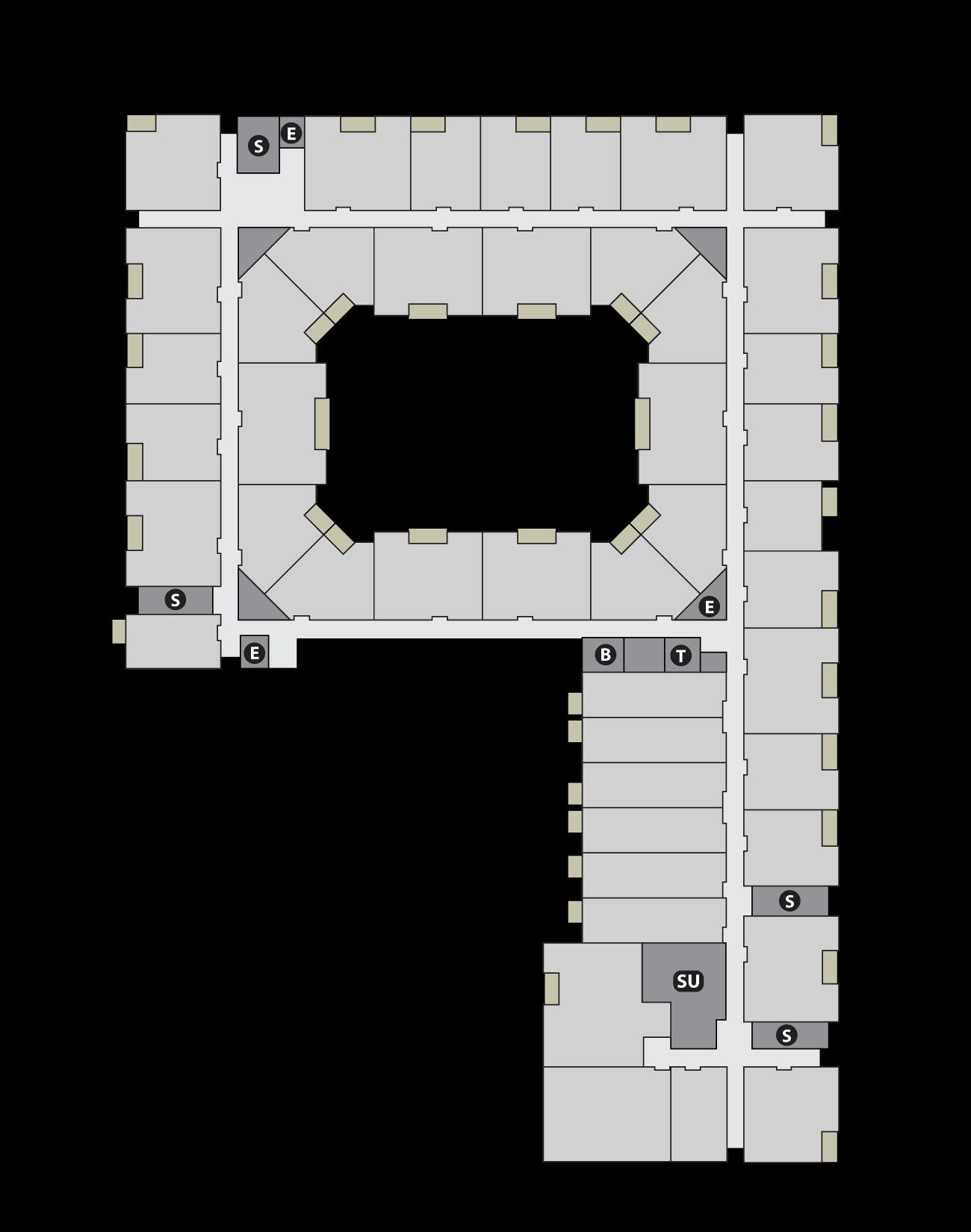 Site Plan Level 3 Base