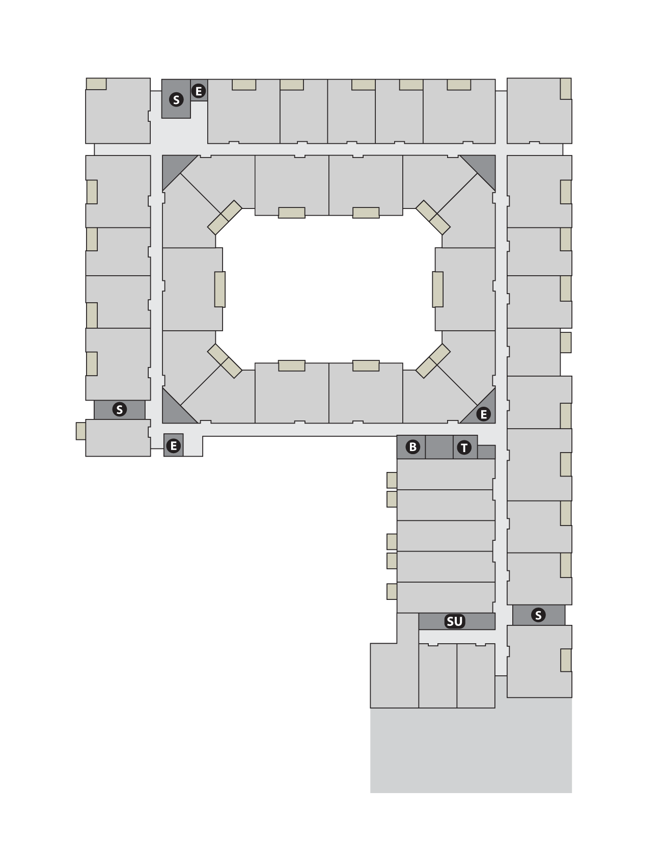 Site Plan Level 4 Base
