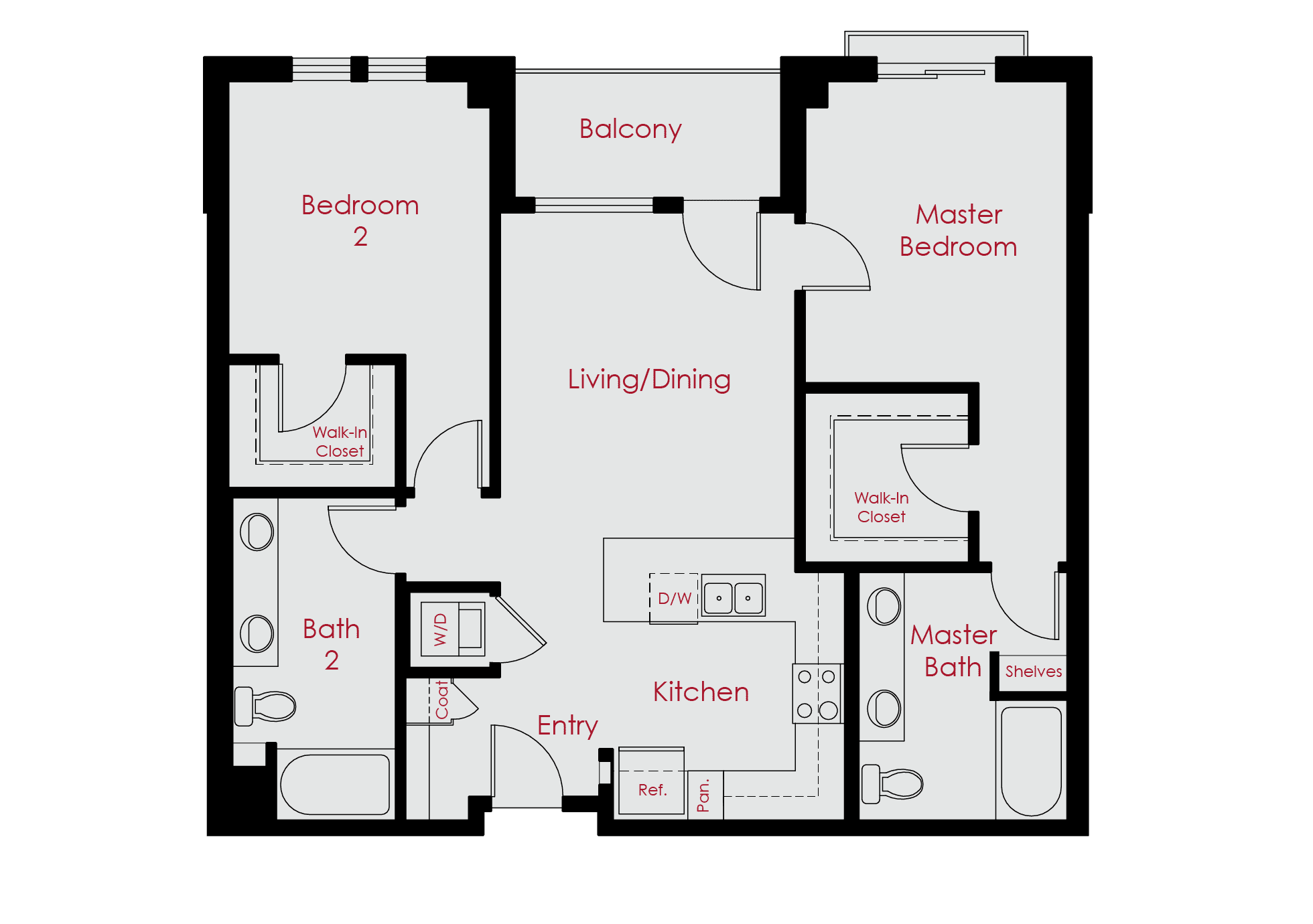 Apartments in Capitol Hill | Availability | Venue on 16th